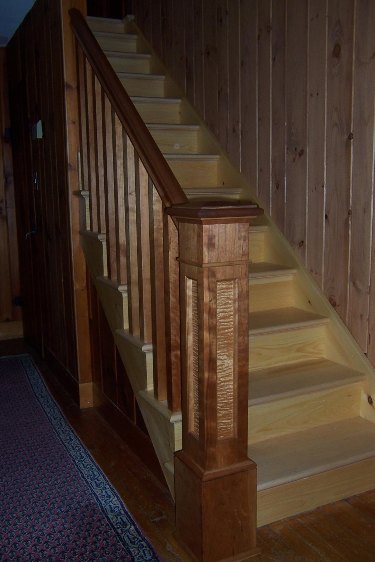 bennett stair company, inc. - box newels
