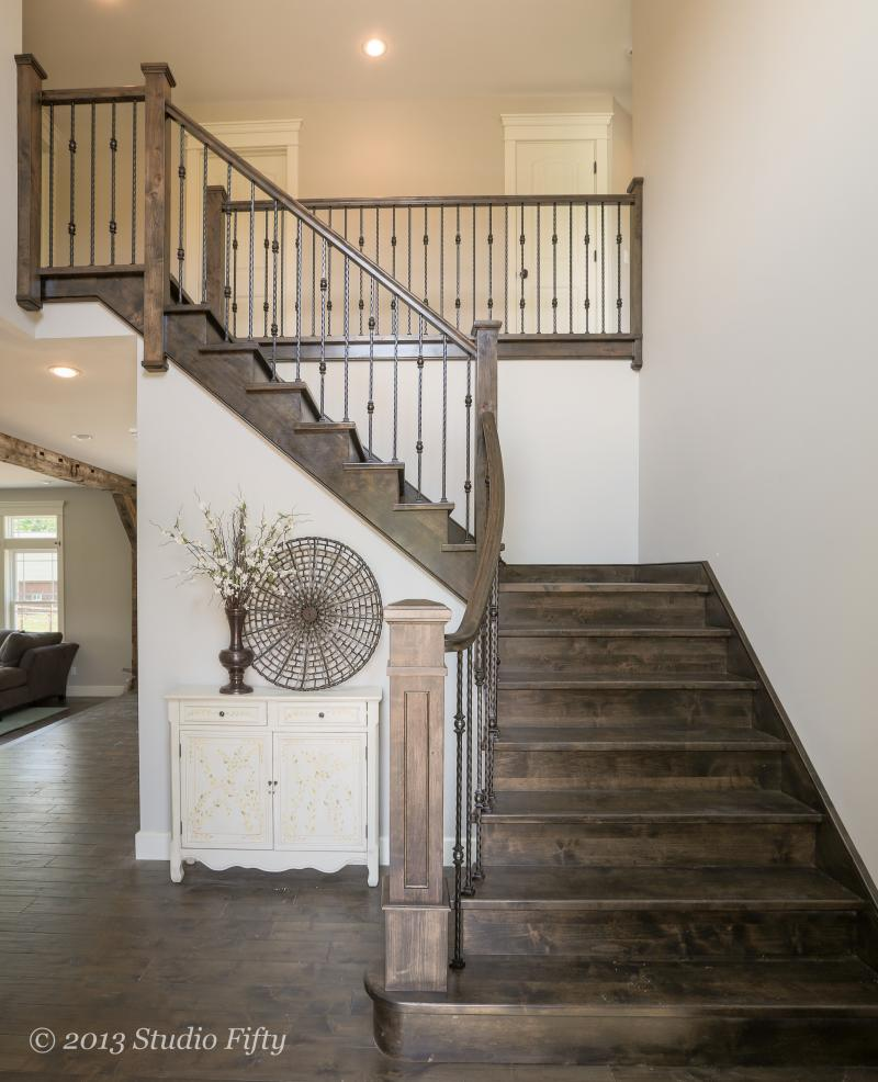 Custom Stair Railing Bennett Stair Company Inc Home