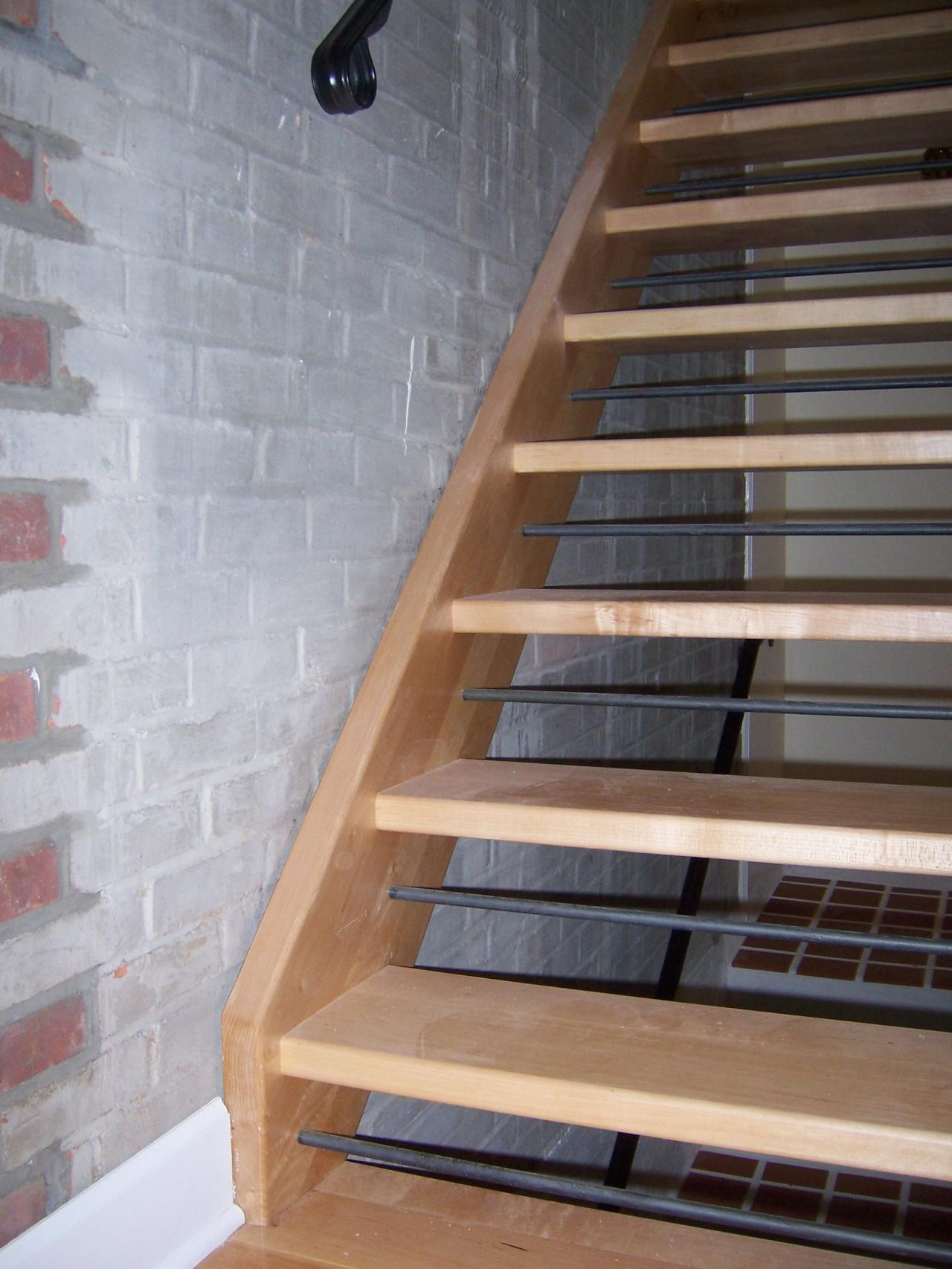Bennett Stair Company Inc Rustic Amp Contemporary